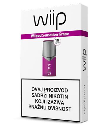 Wiipod Sensation Grape