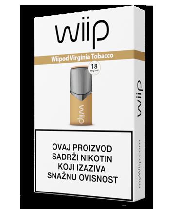 Wiipod Virginia tobacco