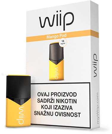 WiiPod Mango 10 mg/ml