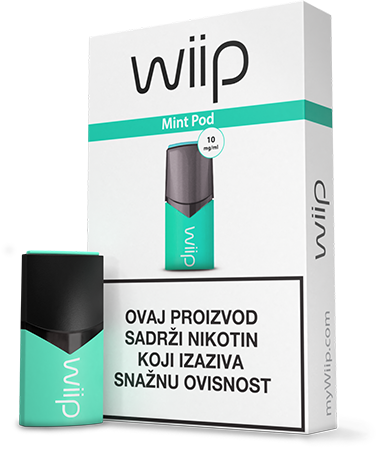 WiiPod Mint 10 mg/ml