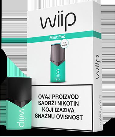 Wiipod Mint 18 mg/ml