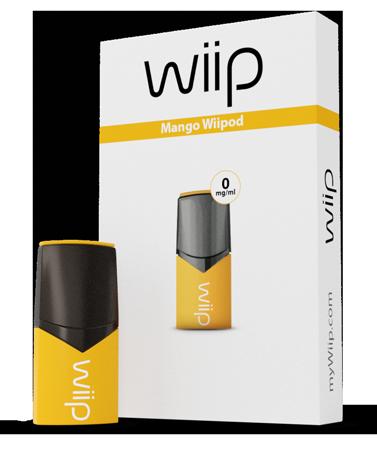 Wiipod Mango 0 mg/ml