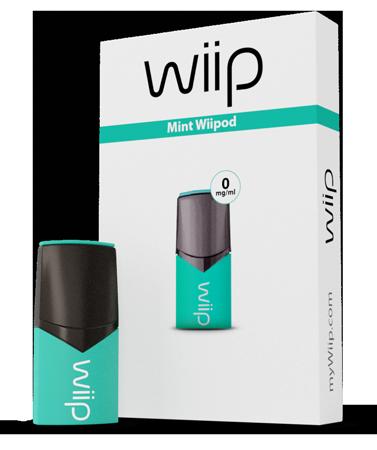 Wiipod Mint 0 mg/ml